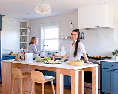 Cooking at Home with Candace Pilk Karu and Tyler Karu