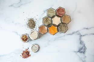 Holding Spices in Plain Sight