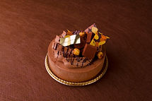 緑園 ショコラ アイスケーキ