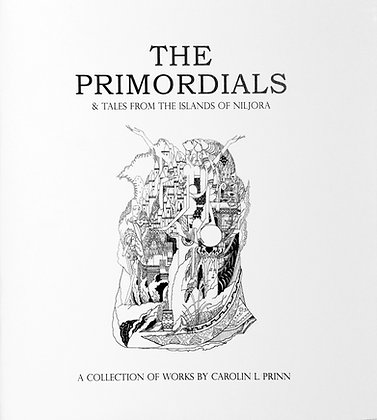 'The Primordials' First Edition Book