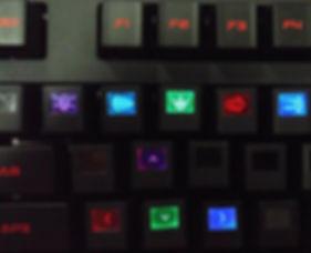 Protean Keyboard