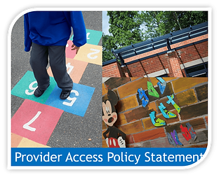 Copy of provider access policy statement