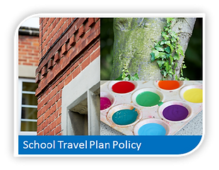 Copy of school travel plan policy image.