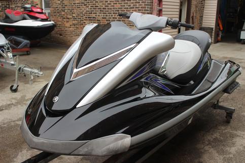 2008 Yamaha FX HO