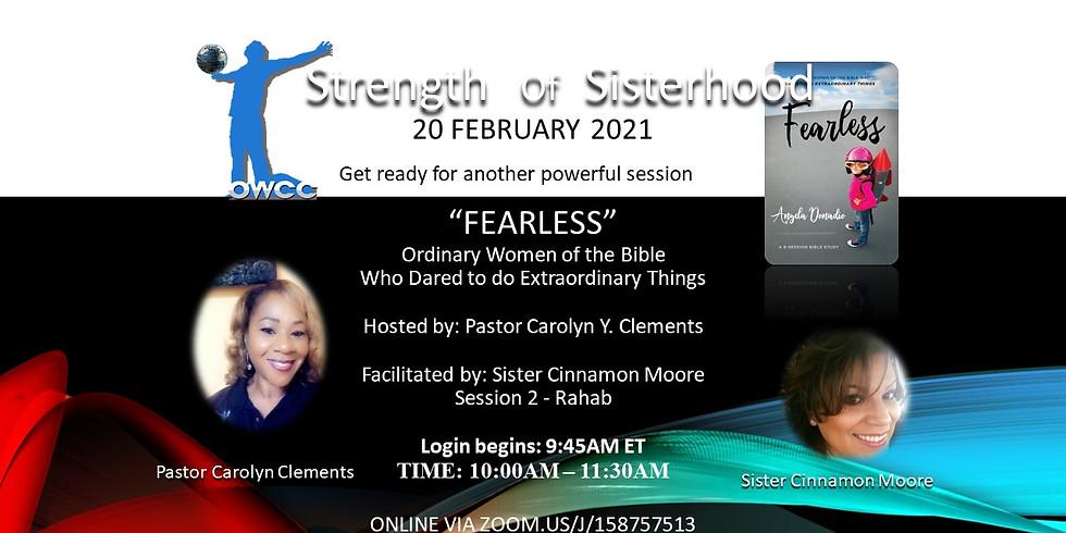 Strength of Sisterhood