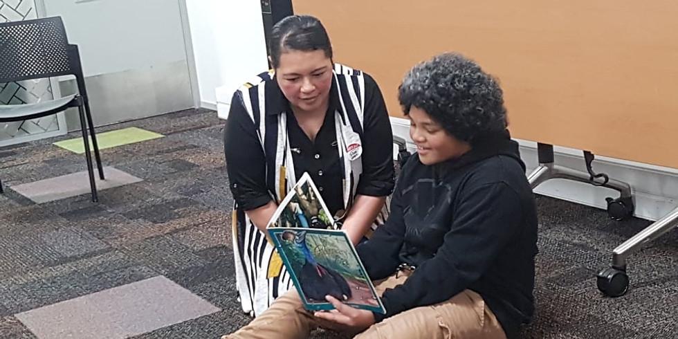 Reading Together Workshops