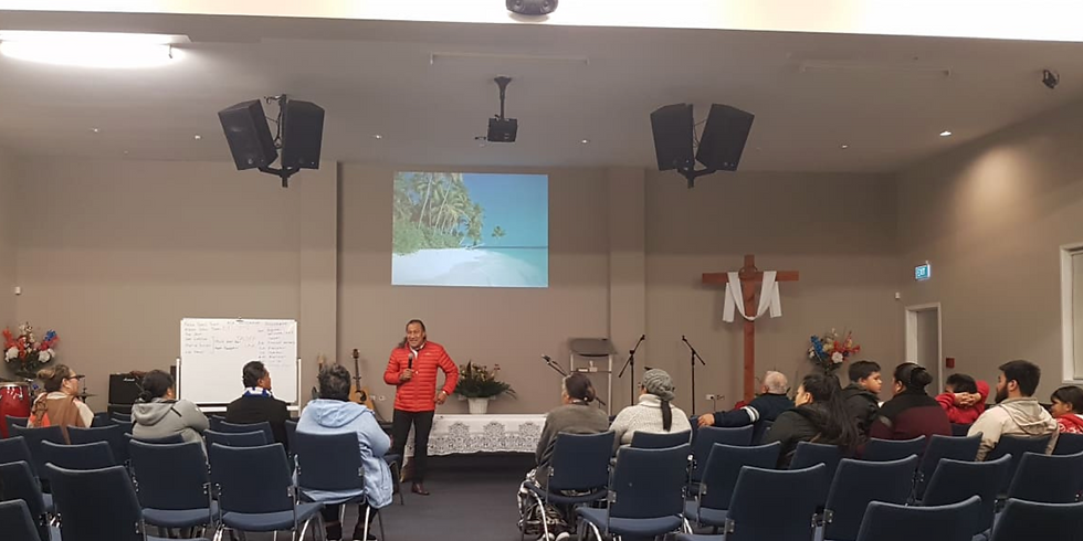 Auckland Workshop