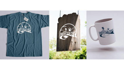 Branding Mockups - Family Fish Camp
