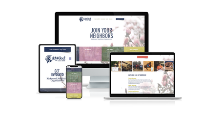 Kirkwood Neighbors Organization Website