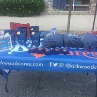 KBOA Kirkwood Winestroll Table