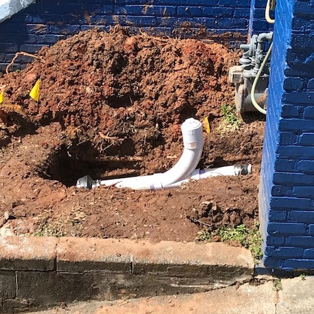 Major Sewer Project