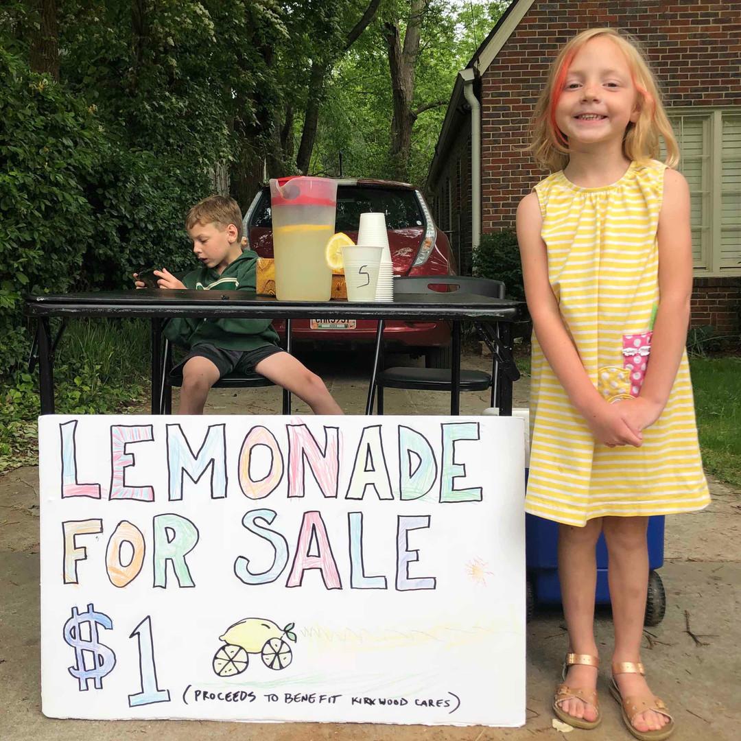 Scarlett's Lemonade Stand