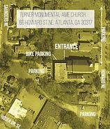 Kirkwood Neighbors Organnization Parking Map