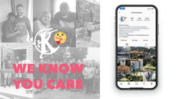 Brand Identity - Social Media Managment - Kirkwood Cares