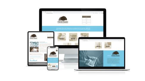 Web Design - Twin Oaks Paralegal