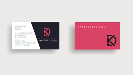 Graphic Design - Brand Identity - Katz Durell