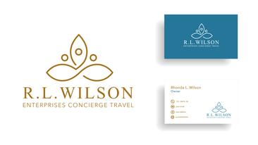Brand Identity & Graphic Design - R. L. Wilson