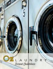 Brand Identity - Oz Laundry