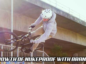 PODCAST - The Growth Of Nukeproof and creation of Redburn Design