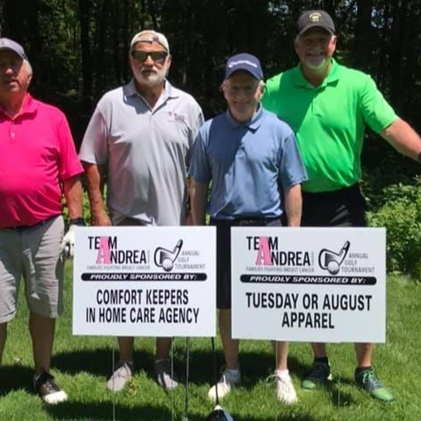 2nd Annual TAF Golf Tournament!