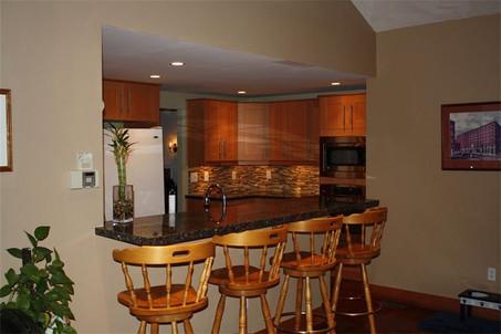 Stoneham Kitchen Remodel