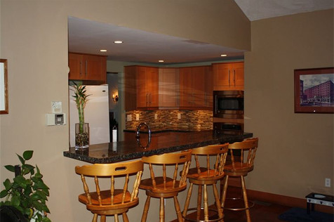 Stoneham Kitchen Remodel
