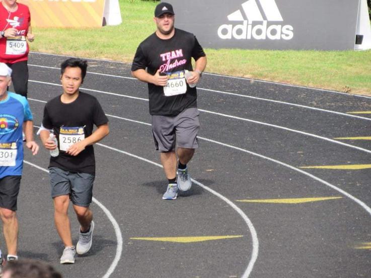 BAA Half Marathon