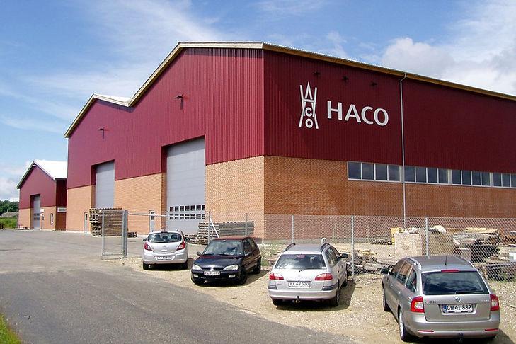 HACO, PRUDKTIONSHAL