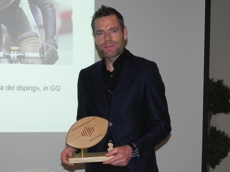 Cadel Evans Premio Ivan Francescato 2017