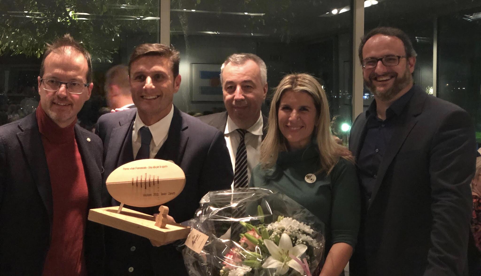 Javier Zanetti Argentina Football 2019