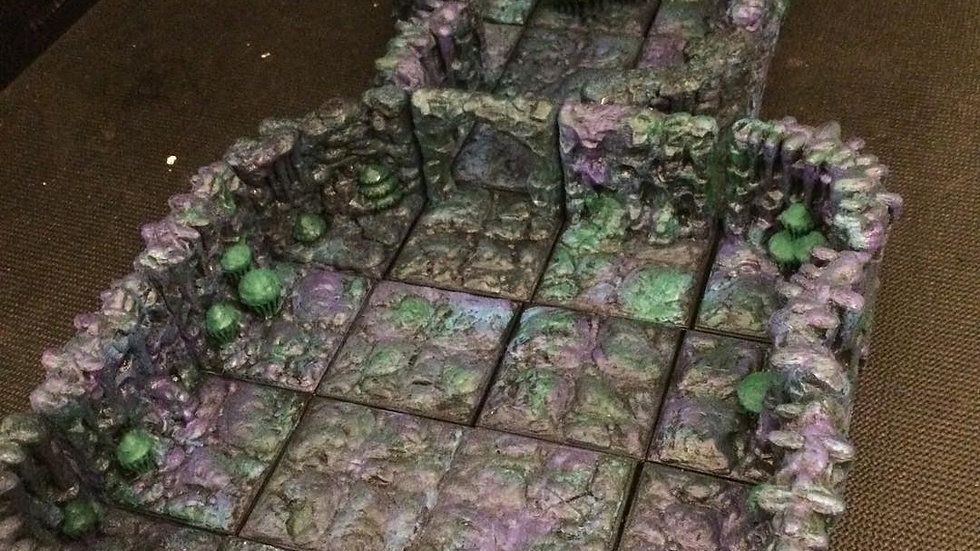 Basic Caverns