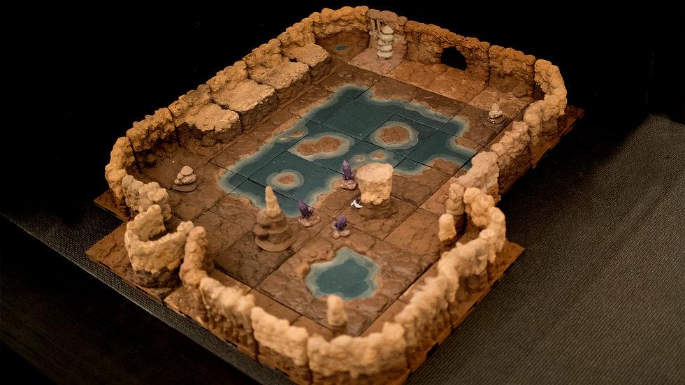 Underground Lake Tile Set