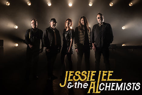 Jessie Lee & The ALchemists 2 - Vincent