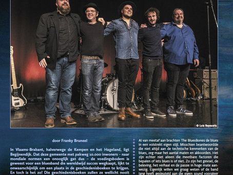 Mooi diepte interview in Back To the Roots