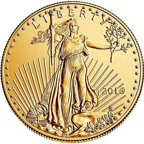 American Gold Eagle 1/2