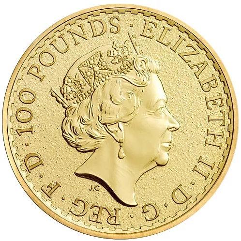 British Gold Britannia 1.0