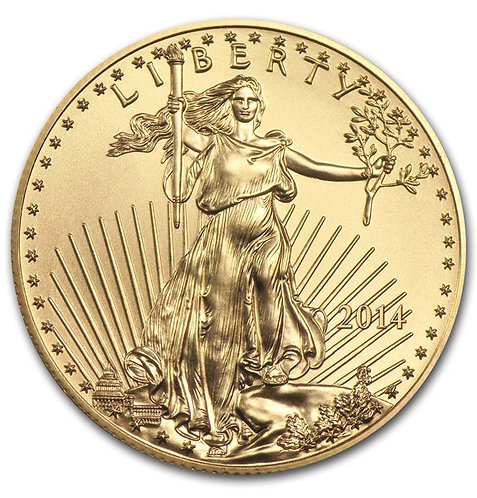 American Gold Eagle 1/4