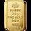 Thumbnail: PAMP Suisse Gold Bar 2.5 Gram