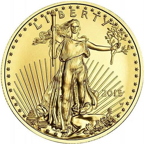 American Gold Eagle 1/10