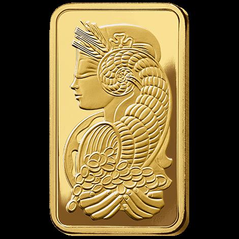 PAMP Suisse Gold Bar 2.5 Gram