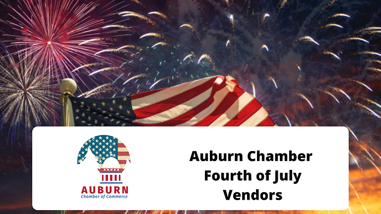 Fourth of July Vendors