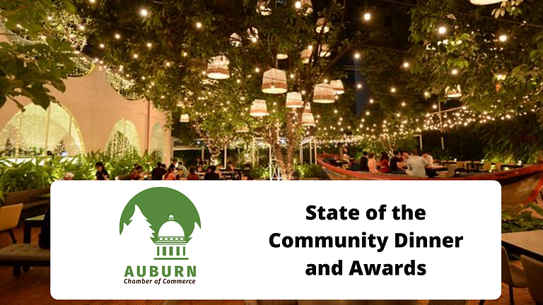 State of the Community Dinner and Awards