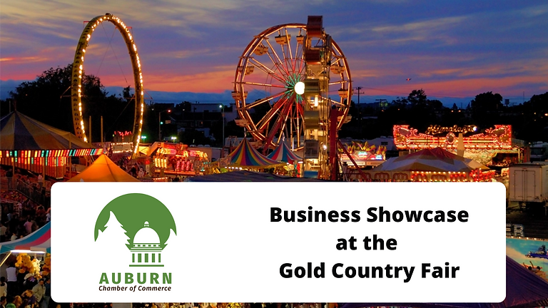 Gold Country Fair Business Showcase