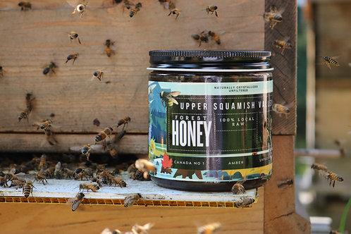 Forest Honey 2020 - 100% Local Upper Squamish Valley Honey