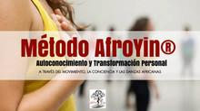 Sesiones con la creadora del Método AfroYin® Ana Carrera