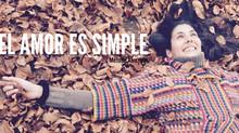EL AMOR ES SIMPLE