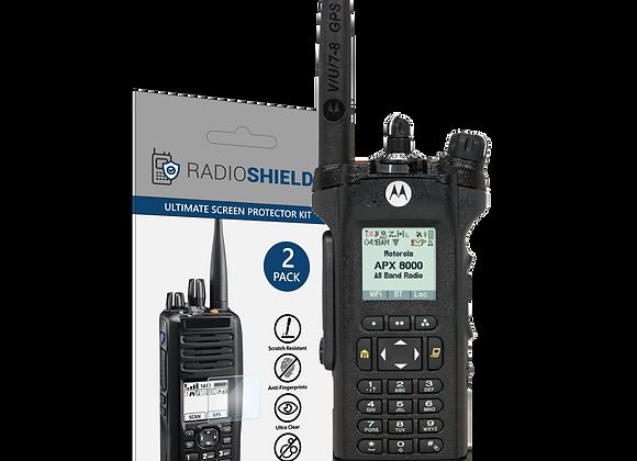Radioshields - APX 7000/8000 Screen Protector