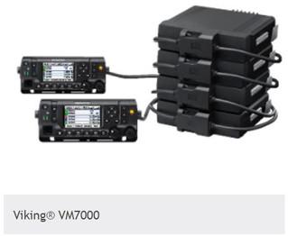 Kenwood VM7000 Multideck Mobile
