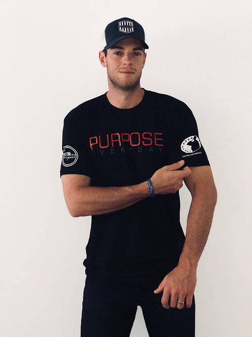 """PWP """"Purpose Everyday"""" T-Shirt"""