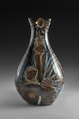 Side Fired Vase